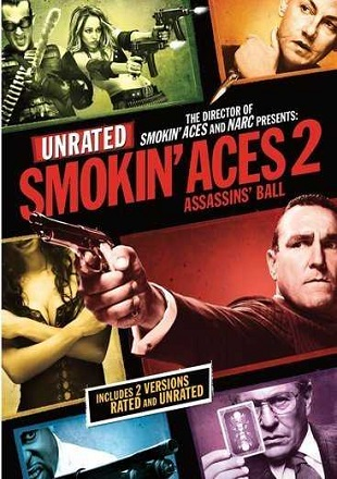 Smokin' Aces 2: Assassins' Ball 2010 BRRip 480p Dual Audio 300Mb ESub