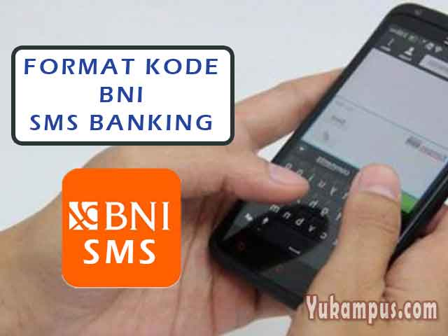 format bni sms banking isi pulsa