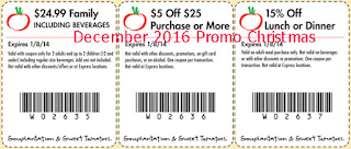 Sweet Tomatoes coupons december