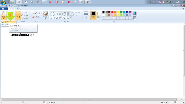 cara screenshot laptop acer windows 10