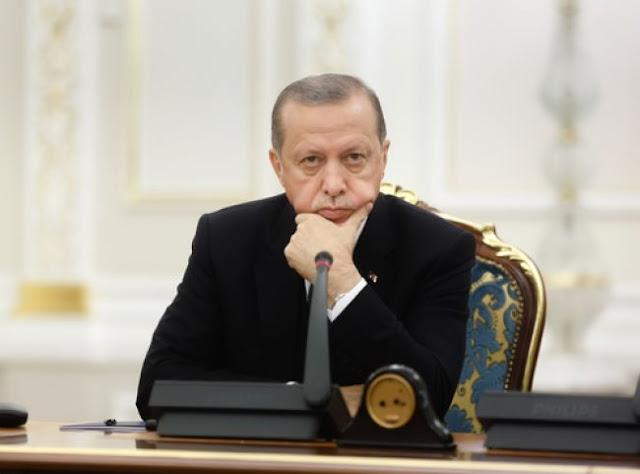 Ο Ερντογάν φοβάται πιο πολύ τον... εσωτερικό εχθρό