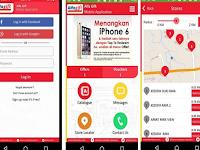 Alfa Gift, Aplikasi Pencarian Lokasi Minimarket Alfamart Terdekat