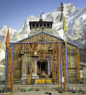 kedarnath temple Rudraprayag uttarakhand