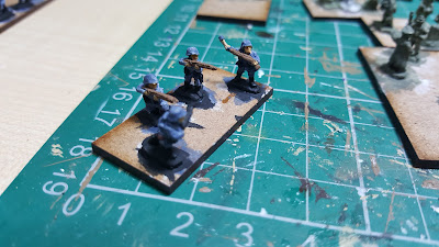 Luftwaffe Infantry Vallejo Colours