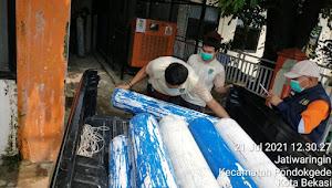 Dinsos Kota Bekasi dan BPBD Kota Bekasi Rilis Informasi Bantuan Hingga Pemulasaraan Jenazah