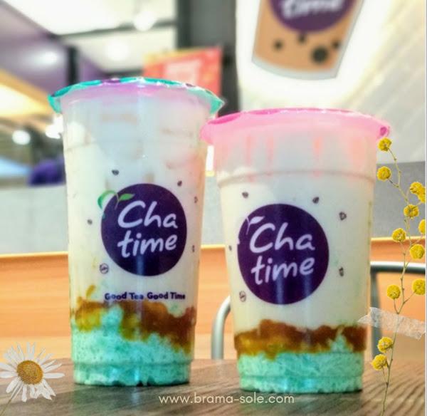 Menu baru dari Chatime ini memang terinspirasi dari dessert Mango Sticky Rice khas Thailand