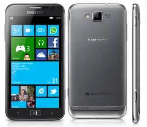 Samsung Ativ S Cell Phone