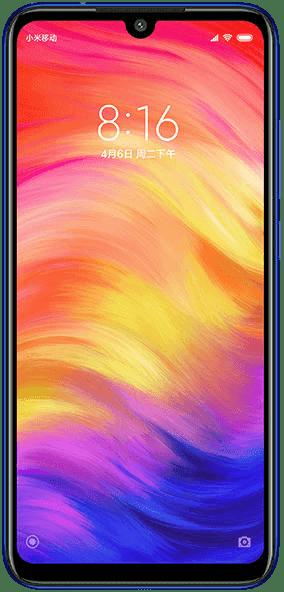 Redmi Note 7 Lavender