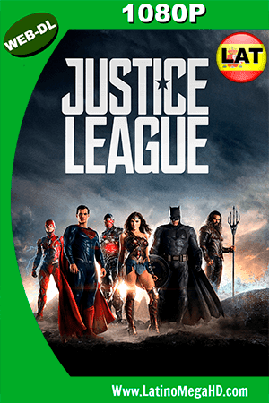 Liga de la Justicia (2017) Latino HD WEB-DL 1080P - 2017