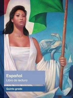 Español Libro de lectura Quinto grado Ciclo escolar 2014-2015