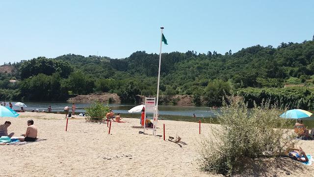 Praia Fluvial do Rebolim