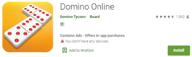 Asah Skil Dengan Bermain Game Domino Online Terbaru