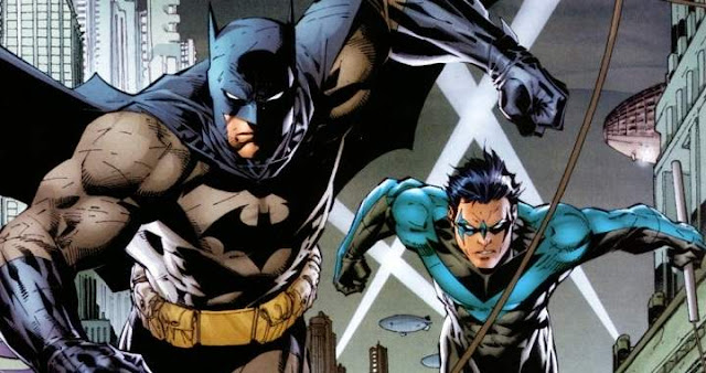 McKay expone las diferencias de Batman y Nightwing