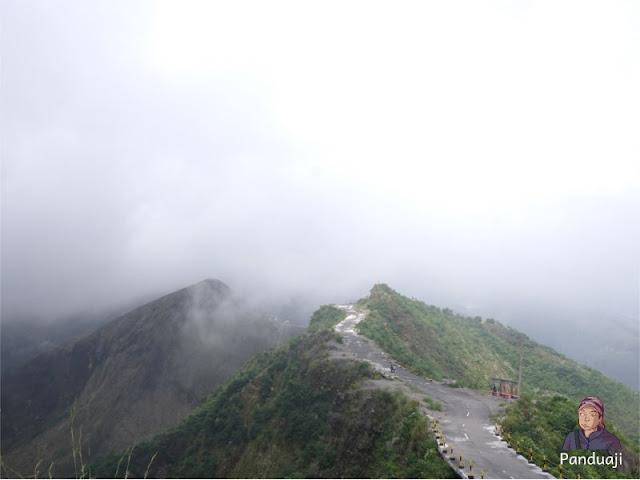 Gunung Kelud yang Sepi