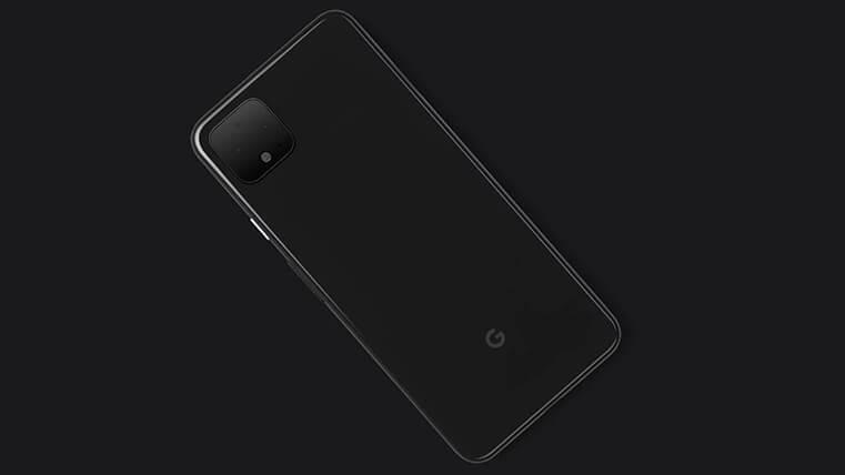 Este es el Pixel 4 de Google