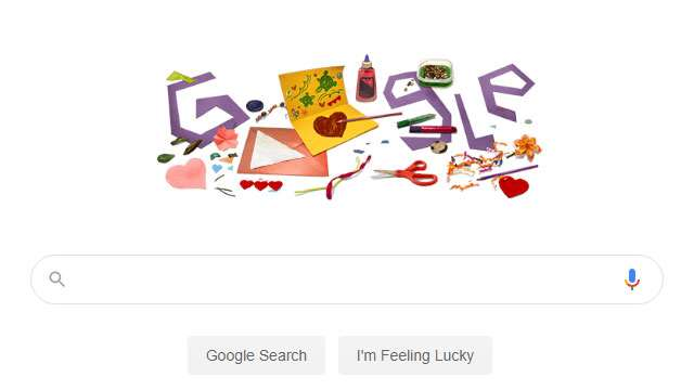 Google created Mother's Day Doodle, will be able to craft cards for their mother