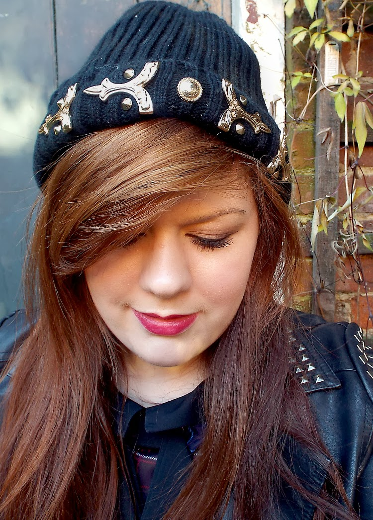Fashion Is Our Religion, Fashion Bloggers, UK Style Blog, Uk Fashion Blog, OOTD, Outfit Of The Day, ASOS Brocade beanie