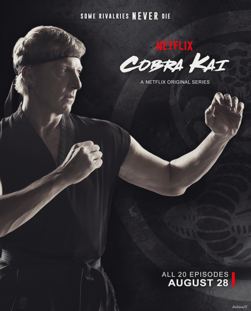 Cobra Kai Temporada 1 & 2 Ingles 1080p Dual Latino/Ingles