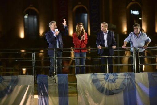 Mauricio Macri cierra campaña electoral en Córdoba