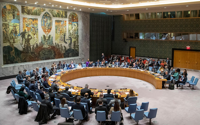 Kashmir case China-Pak move in UNSC fails, Russia-US-France stand with India