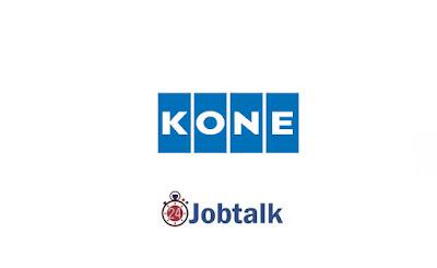 KONE Egypt Internship   Market surveyor