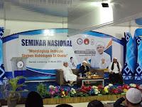 Jadi Pembicara di Seminar, Al Habib Segaf: Nabi Muhammad Ingin Semua Umatnya Masuk Surga Bersamanya