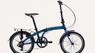 Sepeda Lipat Brompton
