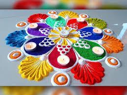 Download Best Rangoli Designs, Beautiful Rangoli Ides, Beautiful  Rangolis, Super Simple Rangoli ideas
