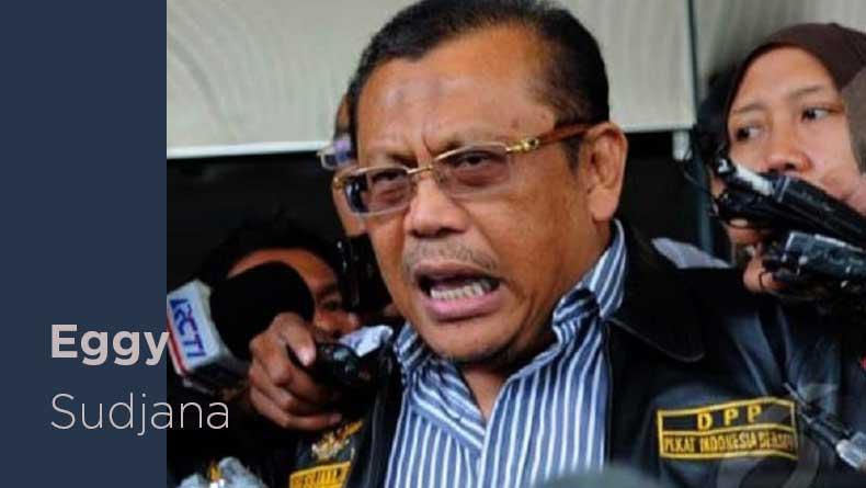 Eggy Sudjana Siap Bela Wartawan yang Dikriminalisasi