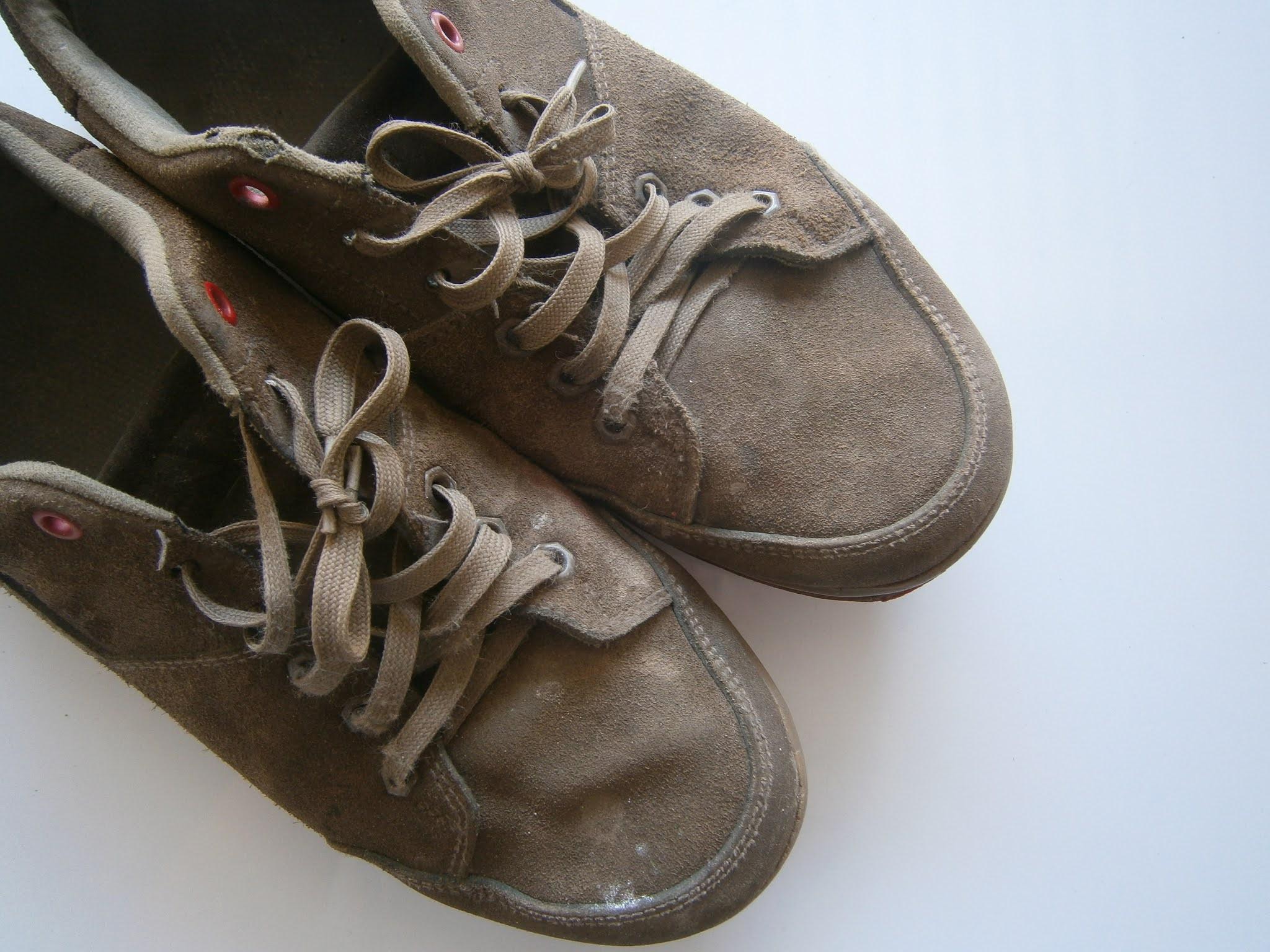 zapatillas deportivas de color verde para hombres