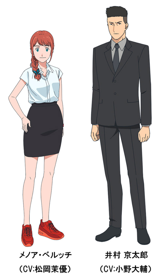 Digimon Adventure: Last Evolution Kizuna anime - personajes