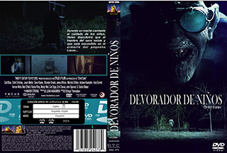 Child Eater - Devorador de Niños - Cover - DVD