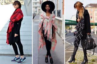 22 tendências de acessórios para compôr o look no  inverno 2019.