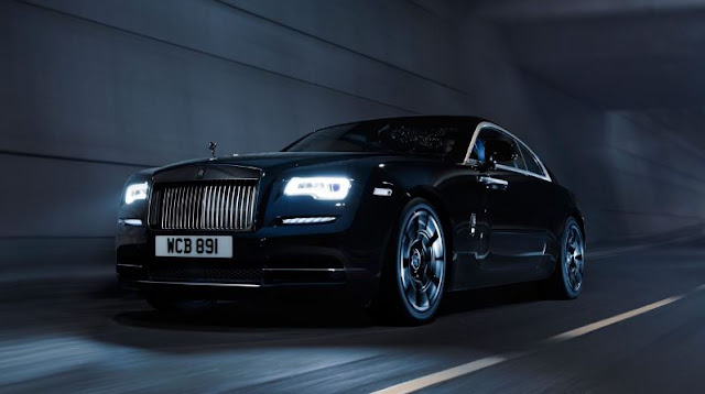 2017 Rolls-Royce Ghost Review