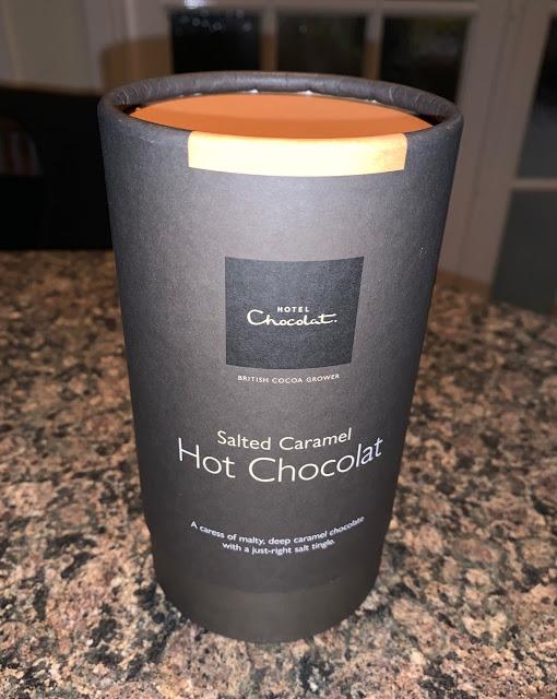 Salted Caramel Hot Chocolate (Hotel Chocolat)
