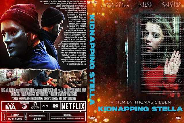 Kidnapping Stella DVD Cover