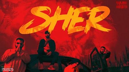 Sher Lyrics - Krsna, Harjas, Karma & Deep Kalsi