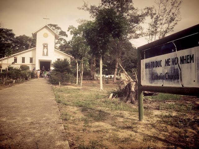 Camp Vietnam - Tempat Wisata di Batam