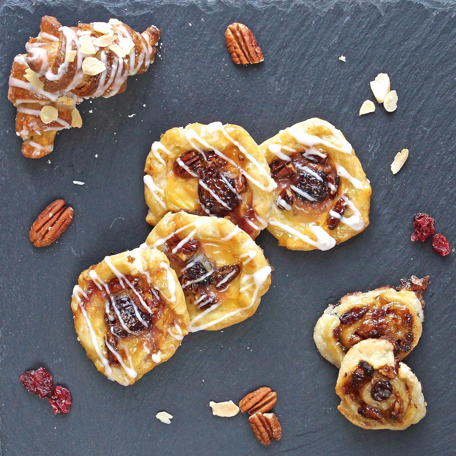 Gluten Free Alchemist: A Selection of gluten free Breakfast Pastries ...