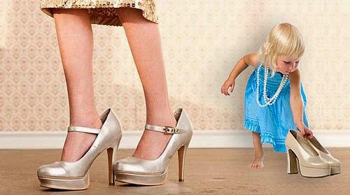 Di Usia Berapa Boleh Memakai High Heels