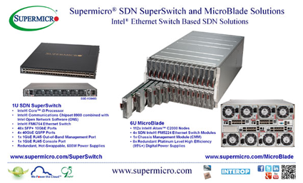 Converge! Network Digest: Supermicro
