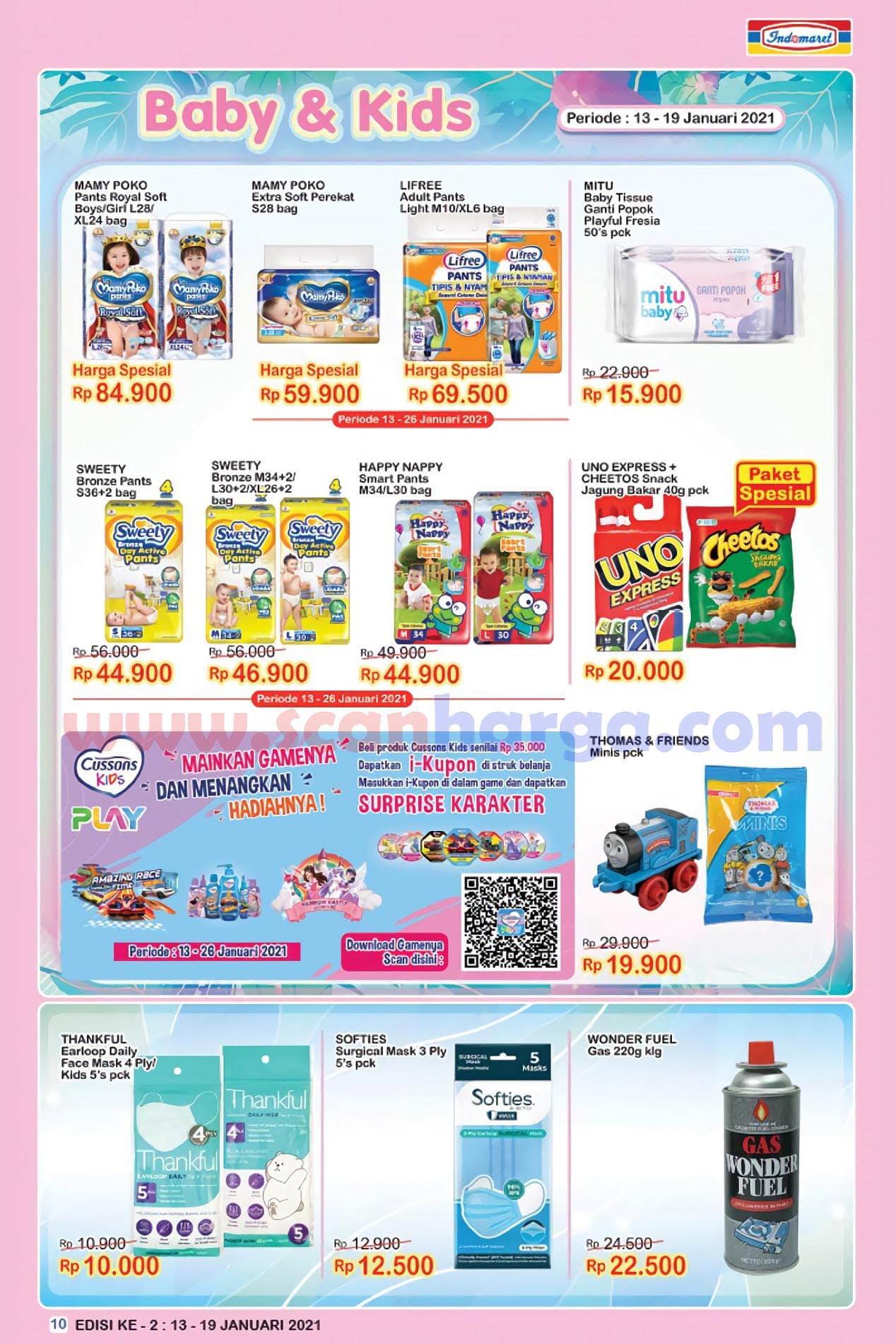 Katalog Promo Indomaret 13 - 19 Januari 2021 10