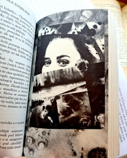Ilustrace Martina Popelky v románu Achernar od Ludmily Svozilové (nakladatelství Golden Dog)
