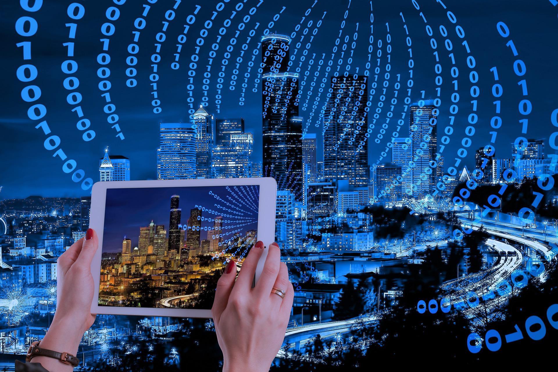 المستقبل: توقعات بالتحول الرقمي في أماكن وطرق العمل بالإمارات