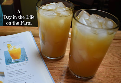cocktails with recipe
