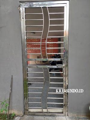 Harga Pintu Kawat Nyamuk Teralis Stainless dan Pintu Expanda Alumunium Terbaru [ Upadate Juli 2021 ]