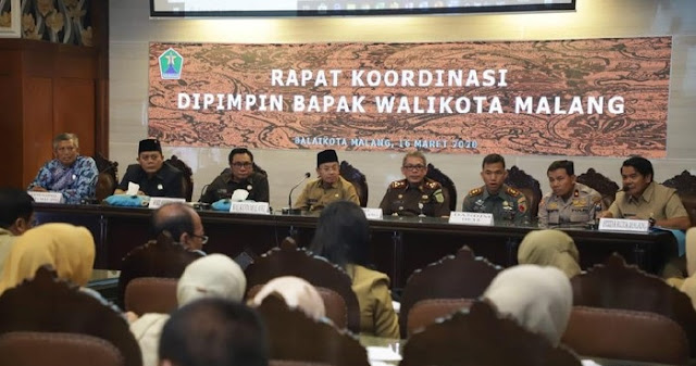 'Lockdown', Wali Kota Tutup Akses Keluar-Masuk Malang Mulai Rabu