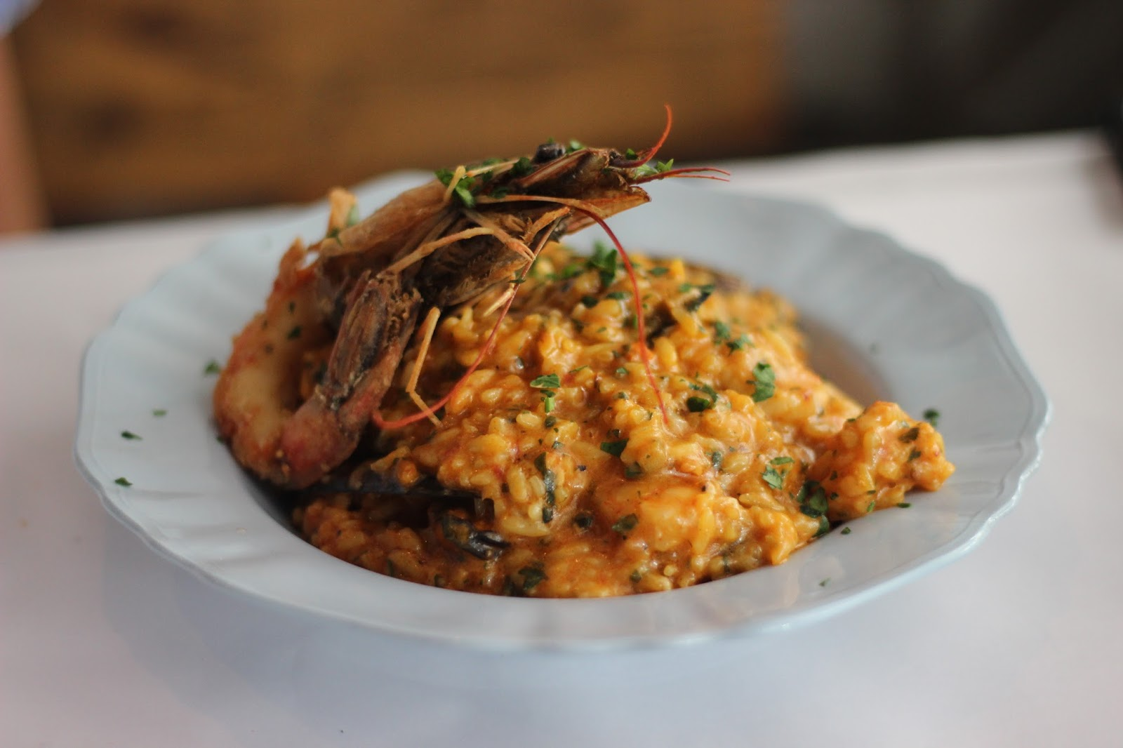 MEJOR RISOTTO PALERMO