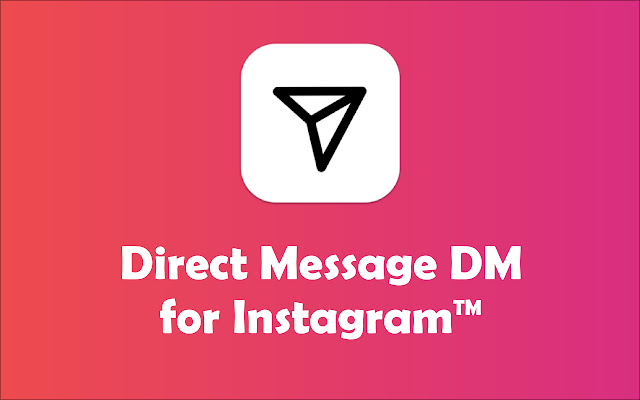 instagram direct message