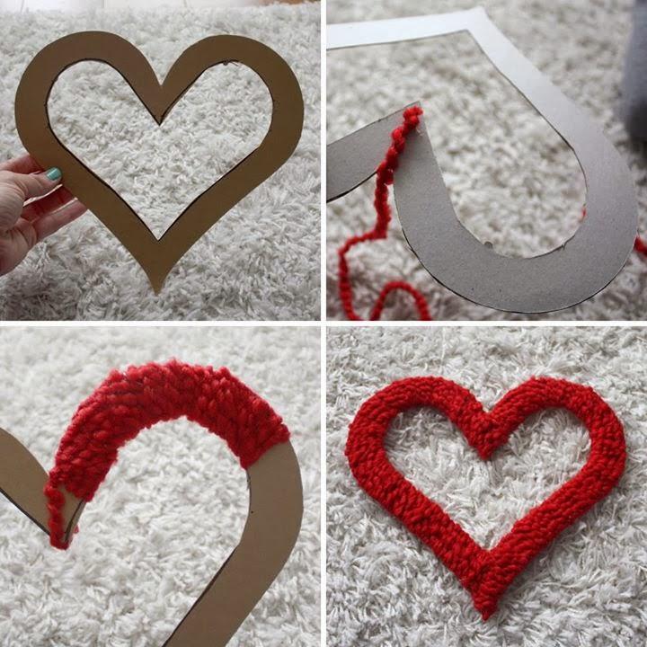 Popolare Idea regalo San Valentino fai da te | Casa Servizi GU86